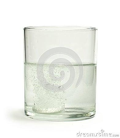 溶于水阿斯匹灵