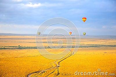 热空气气球