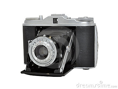 照相机影片折叠的透镜老照片测距仪