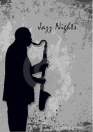 爵士乐晚上