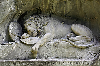 狮子卢塞恩