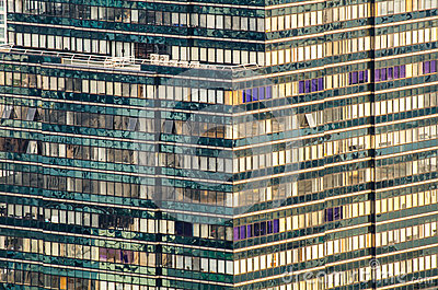 现代模式大厦