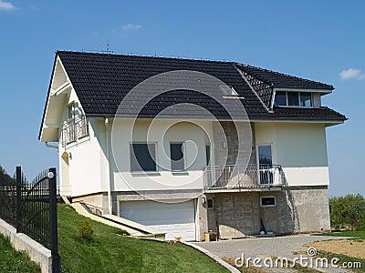 现代的别墅橡树湾成都华润房子图片
