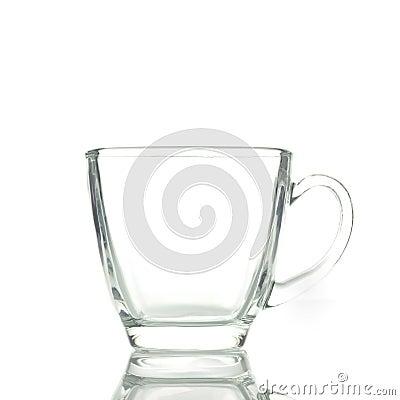 玻璃茶杯图片