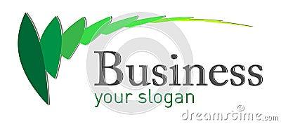 生态学徽标