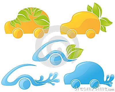 生态学的汽车