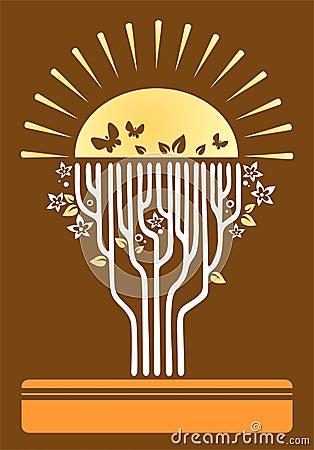 生活结构树