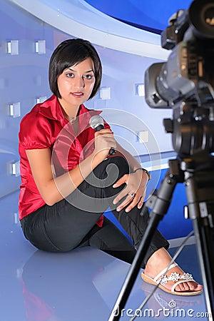 申报人工作室电视