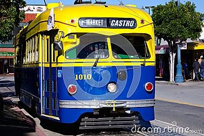 电车,旧金山