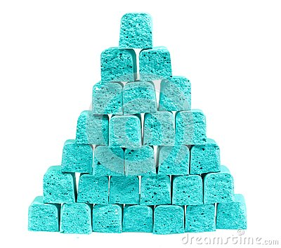 白垩儿童金字塔s片式