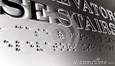 盲人识字系统