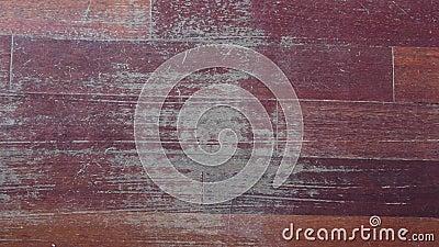 硬木地板旧的划伤表面需要修理 影视素材