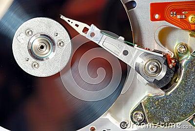 硬盘驱动器