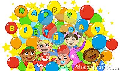 祝生日快乐!