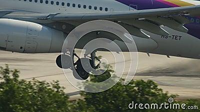 空中客车330 股票视频