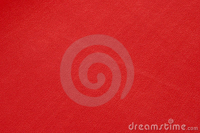 红色布料纹理