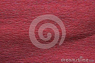 红色粗砺的纸张