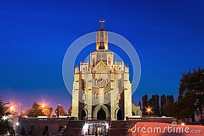 罗马天主教的教会