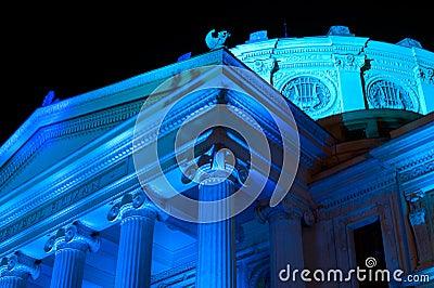 罗马尼亚庙