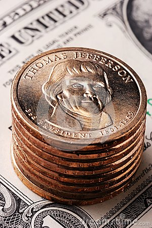 美国美元硬币