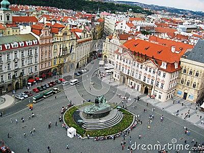 老方形城镇