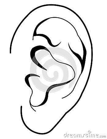耳朵人图片