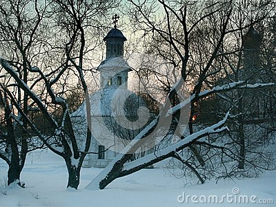 背景教会结构树