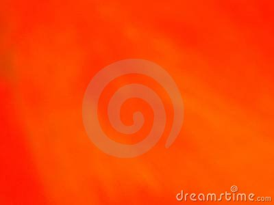 背景显示橙色固定的yelllow