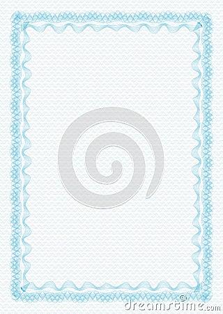 背景框架扭索状装饰