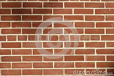 背景砖模式红色墙壁