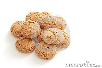自创的曲奇饼