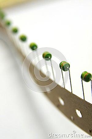绿色感应器