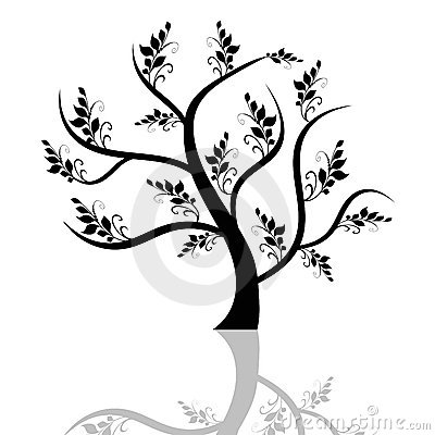 树的组成部分大班教案图片