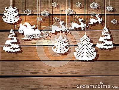 节假日设计的新年度看板卡