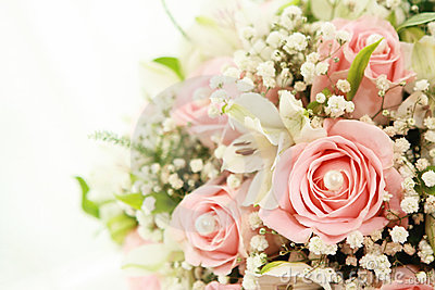 花束s婚礼