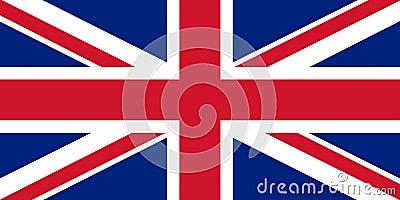 英国的旗子
