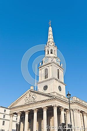 英国调遣伦敦马丁圣徒