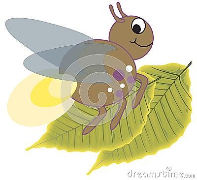 萤火虫图片