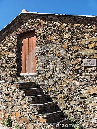 葡萄牙片岩村庄