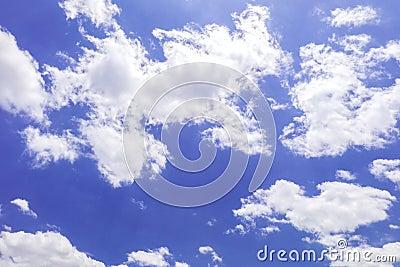 蓝色云彩天空 库存照片 - 图片: 43981778图片