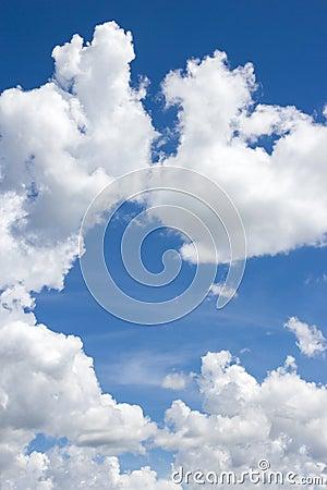 蓝色云彩天空 库存照片 - 图片: 48149873图片