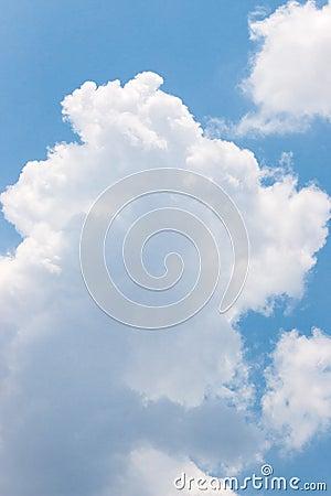 蓝色云彩天空 库存照片 - 图片: 54016705图片