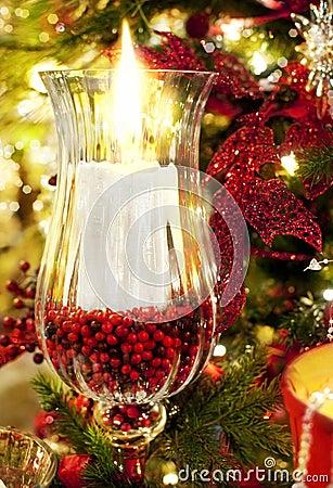 蜡烛圣诞节