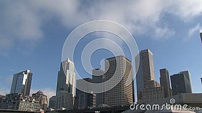 街市西雅图,美国 影视素材