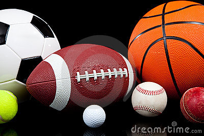 美国被登山的背景球球篮球棒球蟋蟀图片橄榄球高尔夫球无敌足球炫耀包括分类车黑色。图片
