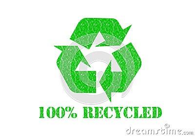 被回收的100