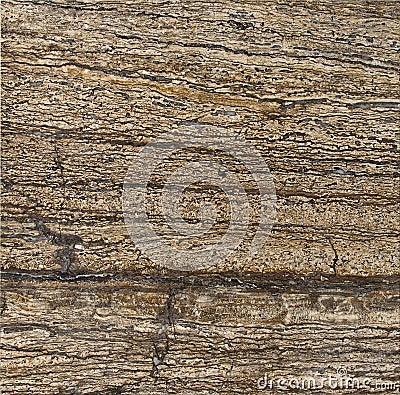 被构造的棕色石头