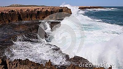 西澳州海洋海岸 股票视频