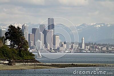 西雅图春天