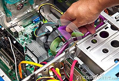 计算机维修服务